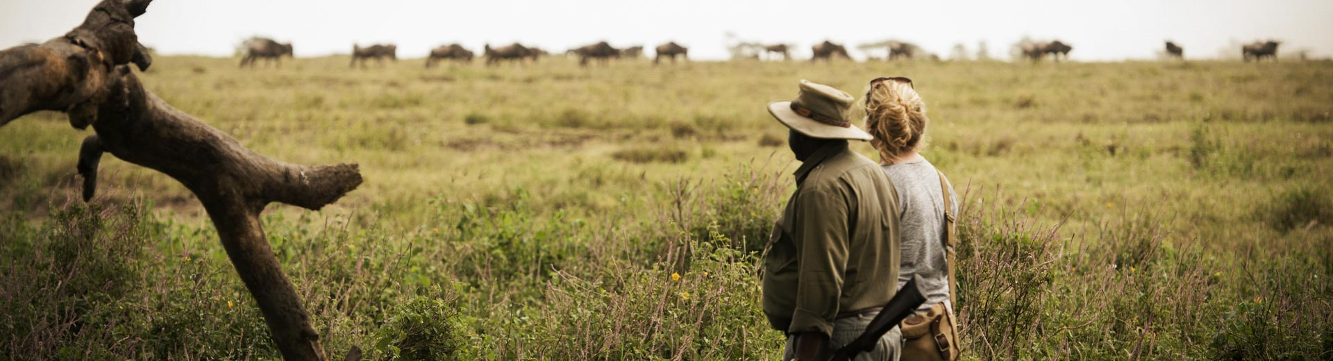 Tanzania Walking Safari